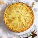 Apfel-Schmand Kuchen die besten Apfelkuchen Rezepte